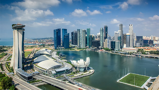 Singapore – Intermediate Series 2020