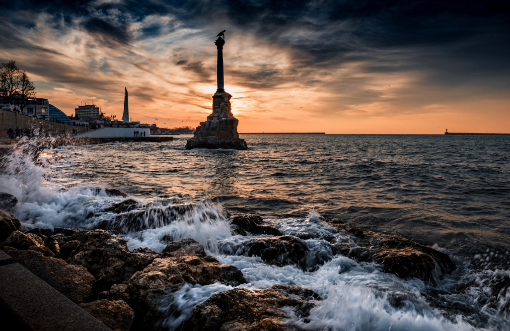 Sevastopol, Crimea, Russia, Institute of Functional Neurology n.a. Jose Palomar — Foundation Series 2018-2019