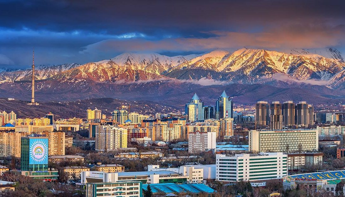 Almaty, Kazakhstan, Institute of Functional Neurology n.a. Jose Palomar - Foundation Series 2020