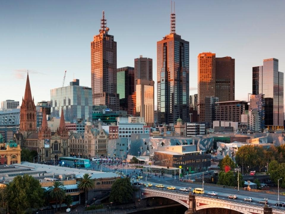 Melbourne - Foundations Series 2019-2020