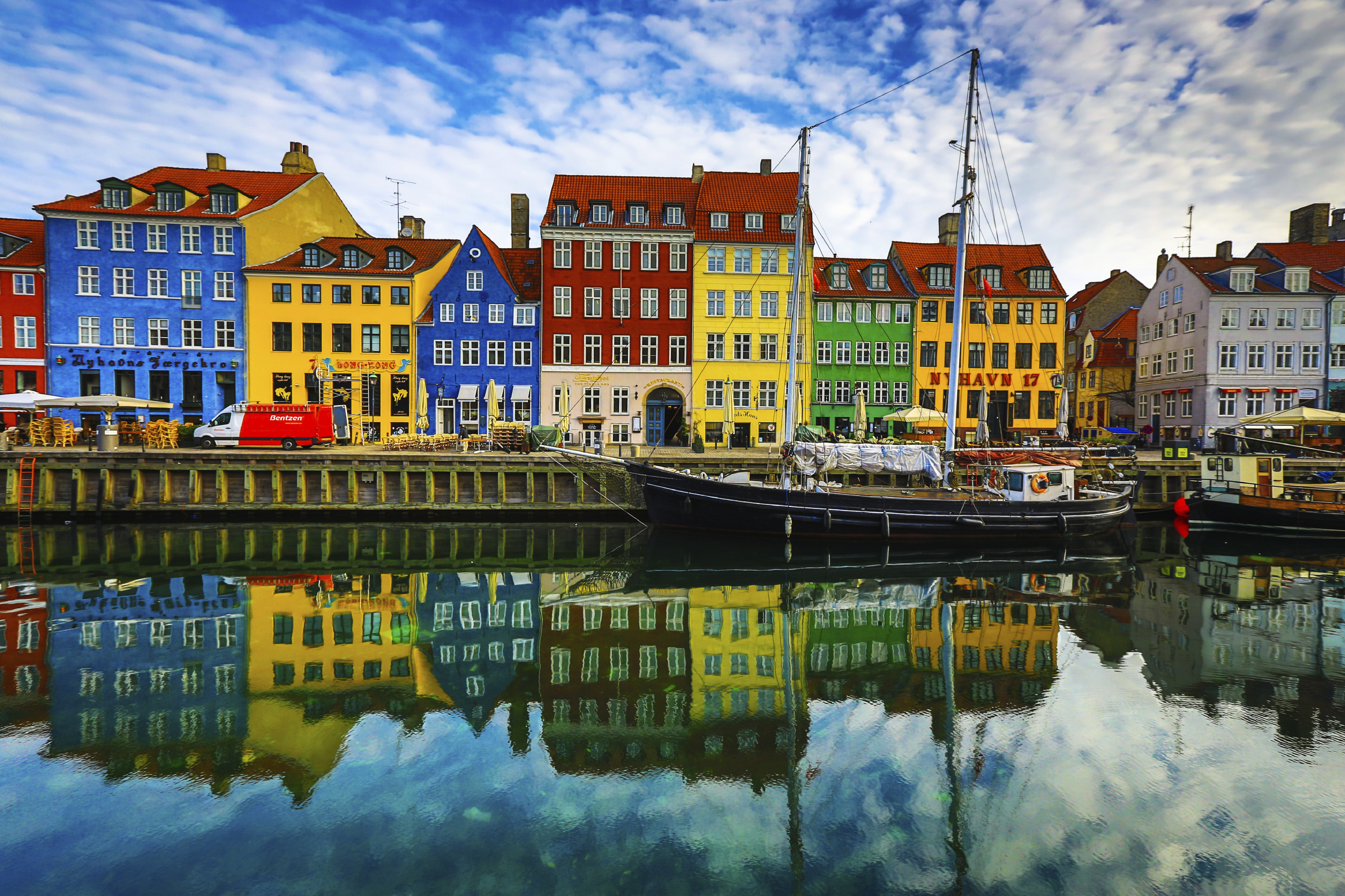 Copenhagen, Denmark - Foundation training 2019-2020