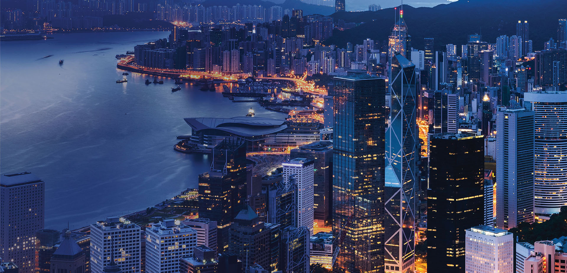 Hong Kong – Foundations Series 2020