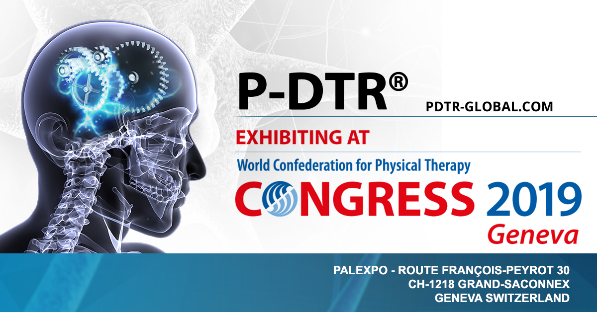 P-DTR at the World Confederation for Physical Therapy Congress, Geneva