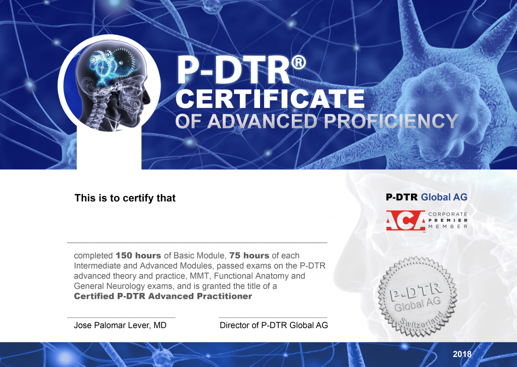 Advanced Level (CERTIFICATE OF ADVANCED PROFICIENCY)