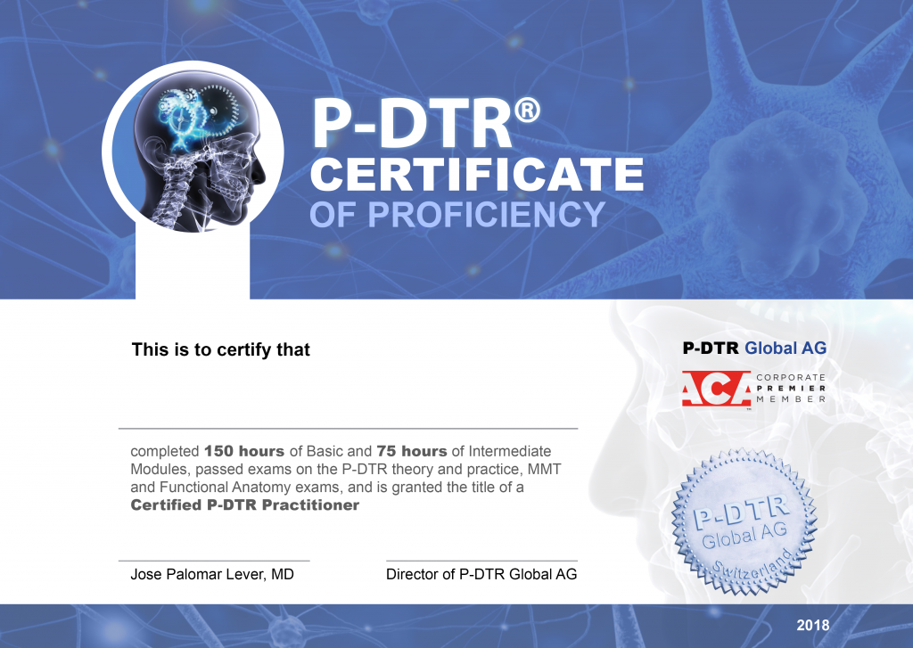Foundation Level CERTIFICATE OF PROFICIENCY